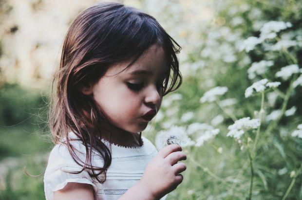 дете зодия Козирог, връзка с природата, градина, саможивост
