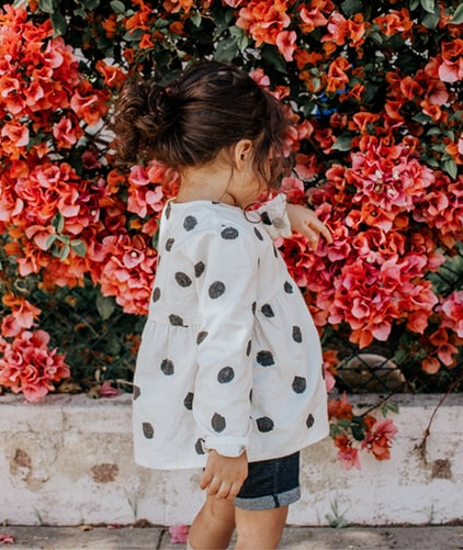 дете, градина, момиче зодия Козирог