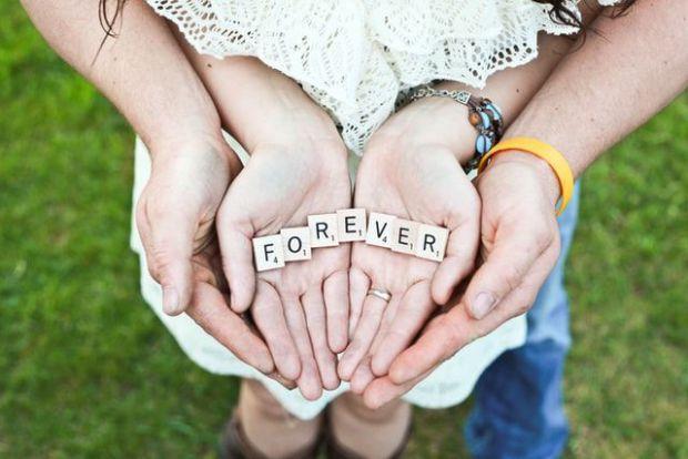 двама, ръце, заедно, бъдеще, брак, сватба