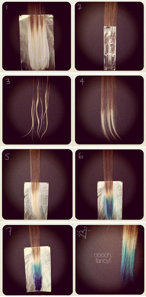 Как в домашних условиях покрасить волосы в чёрный цвет