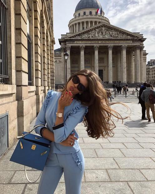 Блаженство в синьо