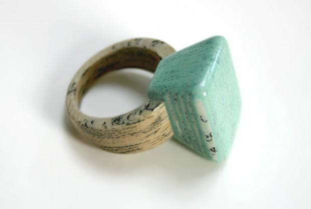 женские кольца 3