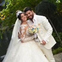 Вижте кадри от сватбата на Фики, Галена кумува