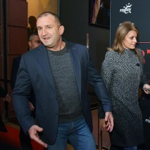 Румен Радев е първият президент присъствал на премиерата на филм