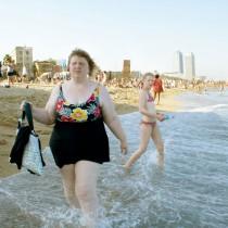 Експеримент: Как реагират околните на хора с наднормено тегло