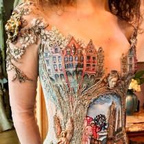 Уникални рокли, каквито никога не сте виждали досега