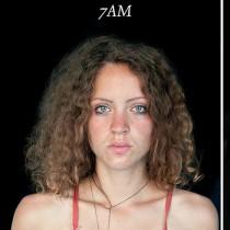 Как човешкото лице се променя през деня
