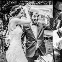 Най-забавните сватбени снимки за 2018-а