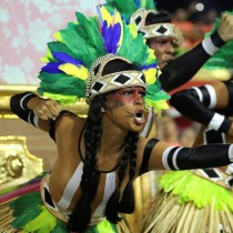 Ето ги колоритните победители на карнавала в Рио