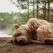 Марешка и мечокът