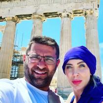Антония Петрова на празнична одисея в Гърция и Италия