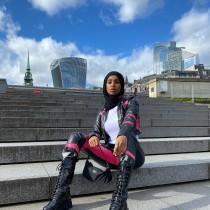 Модерни с хиджаб