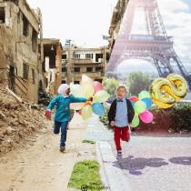 Разтърсващи снимки показват живота на бедните и богатите деца в света