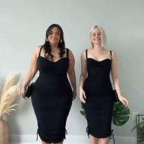 Тези две приятелки доказаха, че стилът няма размер