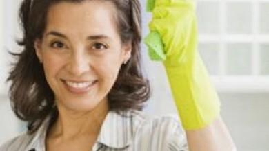 Повече чистене за отърваване от домашните акари