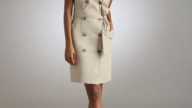На мода: Рокля-шлифер