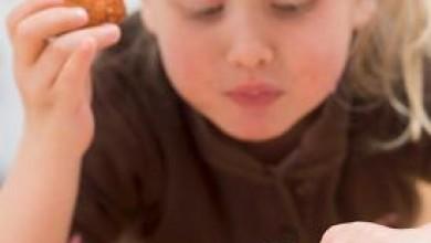 Пълните деца са склонни към алергии