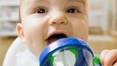 Каква вода да използвате за бебето