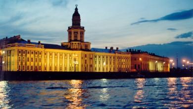 """Санкт Петербург: """"Моите Бели нощи"""""""