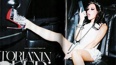 Виктория е звездата на турския Vogue