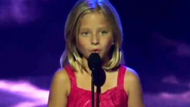 10-годишно момиченце шашна Америка