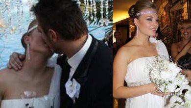 Константин и Надя вдигнаха сватбата на 2010