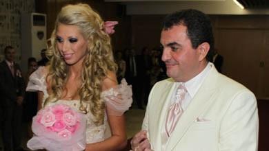 Галена Димова се омъжи