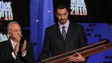 Матей Казийски - Мъж на годината 2010