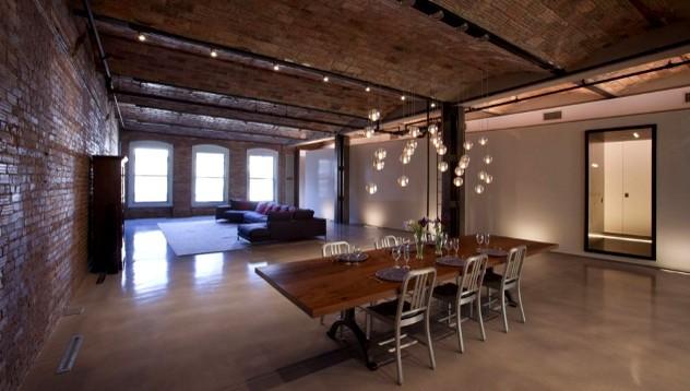 Къщи от бъдещето: Union Square Loft