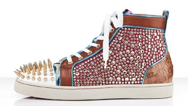 ce25c7cbb25 Кецове от Louboutin, които спират дъха - Царството на обувките ...