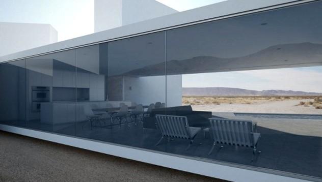 Къщи от бъдещето: Four Eyes House