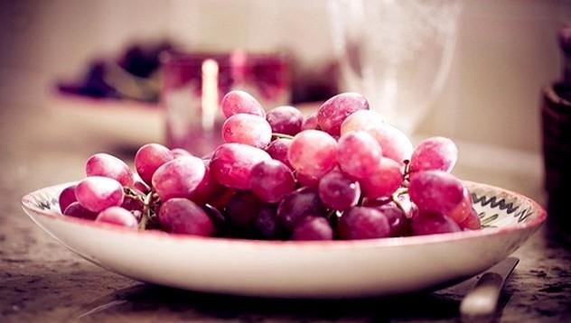 Червено вино и грозде срещу затлъстяване