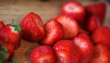 Ягодова диета за отслабване при спешни случаи