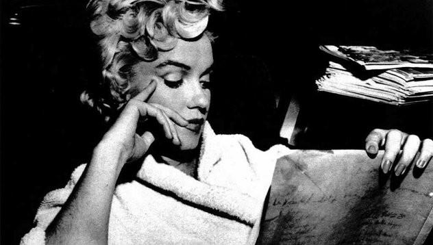 За първи път у нас - биографията на Мерилин Монро