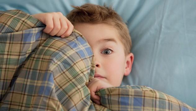 Как да преборим детските страхове