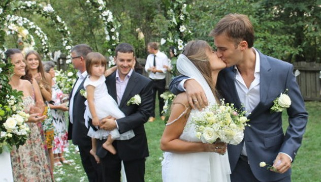 Сватбите на 2012-та... Горчиво!