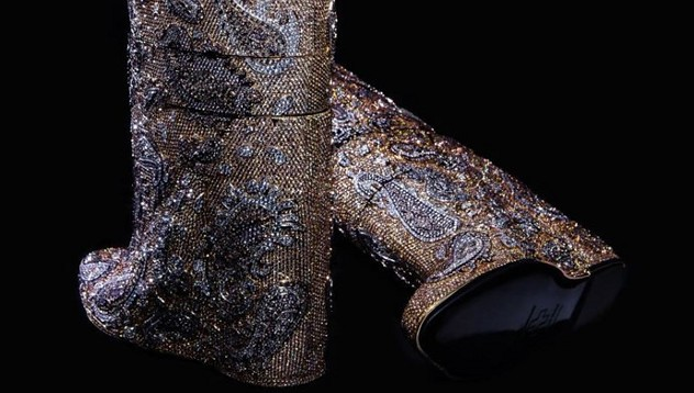fb2bc7b62f7 Най-скъпите ботуши в света - Царството на обувките - woman.bg