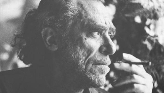 Шок и вдъхновение – Чарлз Буковски в цитати