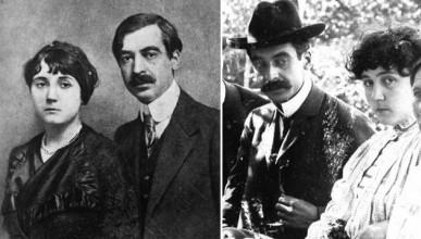 Яворов и Лора Каравелова: Една обречена любов