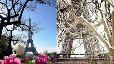 Най-романтичните места в Париж, на които да се обясните в любов