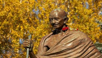 146 год. от рождението на Махатма Ганди