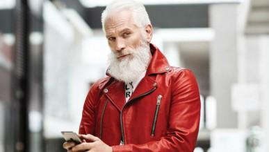 Модерният дядо Коледа