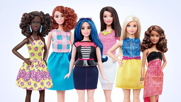 crack barbie салон красоты: