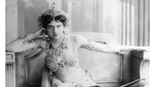 Великите жени в историята: Мата Хари - влюбената шпионка