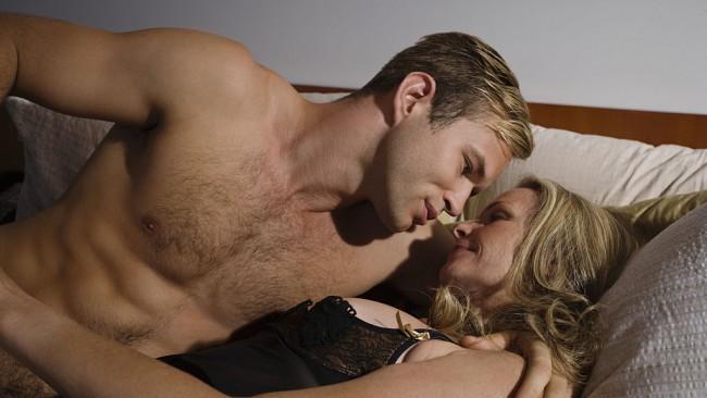 Секс с зрелих дами