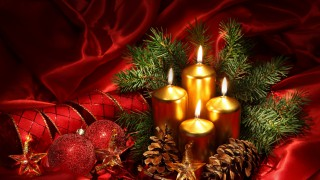 Как да не подпалим дома по Коледа