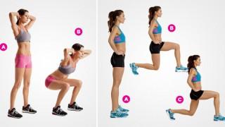 4-минутна тренировка, която е по-ефикасна от час във фитнеса