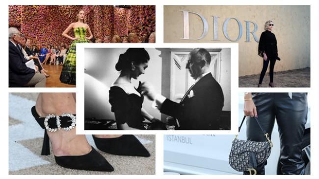 Всяка жена заслужава поне едно творение на Диор!