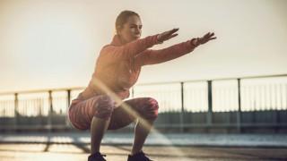 Това упражнение засилва метаболизма за минути