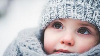 Златни грижи за детската кожа през зимата